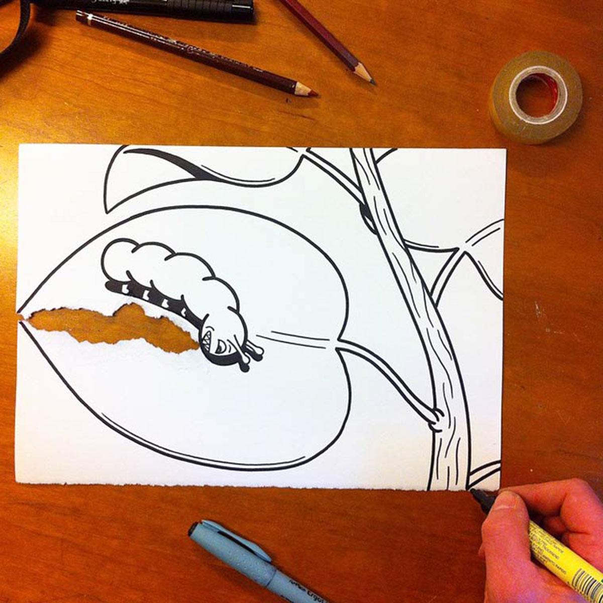 Как сделать из обычного фото нарисованное карандашом